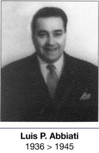 Luis P. Abbiati