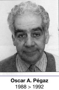 Oscar A. Pégaz